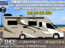 New 2019 Thor Motor Coach Compass 24SX Sprinter Diesel RUV for Sale W/ Dsl Gen available in Alvarado, Texas