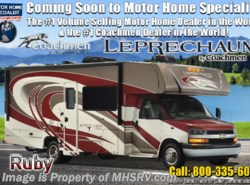 New 2019  Coachmen Leprechaun 311FS RV for Sale W/ Jacks, Rims, W/D, Sat by Coachmen from Motor Home Specialist in Alvarado, TX