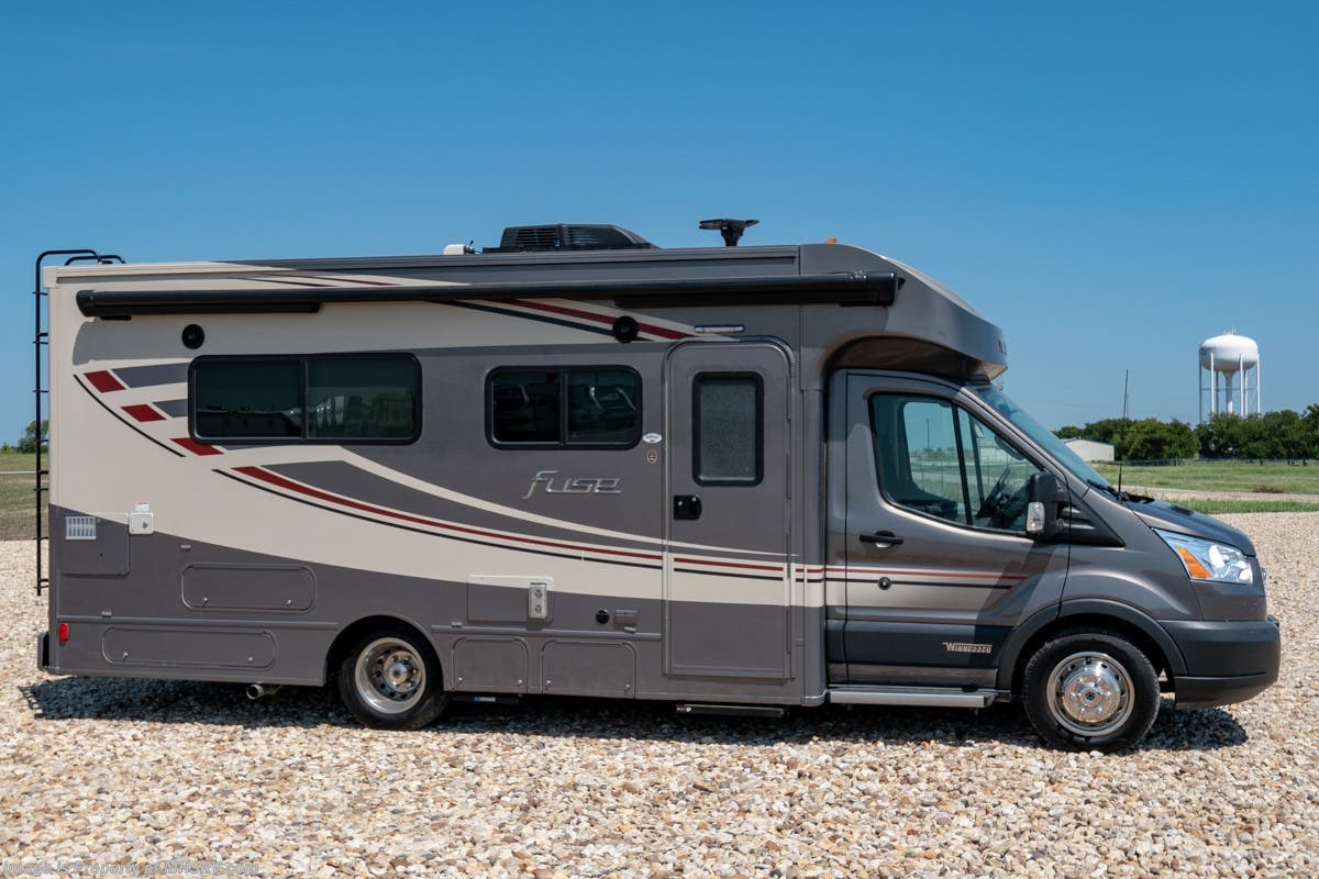 Fuse 23a Specs Application Wiring Diagram Taylor Box 2017 Winnebago Rv Diesel Class C For Sale W Pwr Awning Rh Rvusa Com Junction Swift