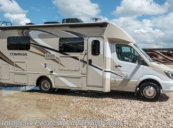 New 2019 Thor Motor Coach Compass 24LP RUV for Sale W/Theater Seats, 15K A/C available in Alvarado, Texas