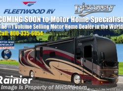 New 2019 Fleetwood Discovery 38K Bath & 1/2 W/ Aqua Hot, Tech Pkg & 3 A/C available in Alvarado, Texas