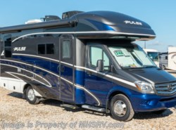 New 2019 Fleetwood Pulse 24A Diesel Sprinter RV W/Dsl Gen, Ext TV available in Alvarado, Texas