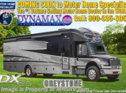 New 2019 Dynamax Corp DX3 34KD Super C W/ Dash Cam DVR, Solar, W/D available in Alvarado, Texas