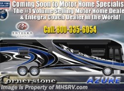 New 2019 Entegra Coach Cornerstone 45B Bath & 1/2 W/WiFi, Theater Seats & Solar available in Alvarado, Texas