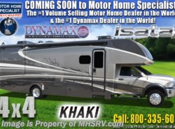New 2019 Dynamax Corp Isata 5 Series 36DS 4x4 Super C RV W/8KW Gen & Sat available in Alvarado, Texas