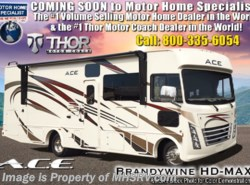New 2019 Thor Motor Coach A.C.E. 33.1 ACE W/ Theater Seats, 2 A/Cs, King available in Alvarado, Texas