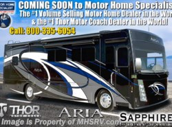 New 2019 Thor Motor Coach Aria 3901 Luxury Bath & 1/2 360HP Diesel RV W/King available in Alvarado, Texas