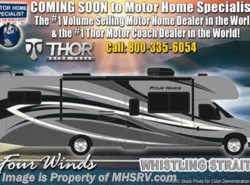 New 2019 Thor Motor Coach Four Winds 31E Bunk Model RV W/Jacks, 2 A/Cs, FBP available in Alvarado, Texas