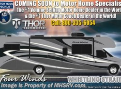 New 2019 Thor Motor Coach Four Winds 31W RV for Sale W/ 2 A/Cs, Jacks, FBP available in Alvarado, Texas