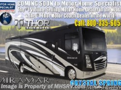 New 2019 Thor Motor Coach Miramar 35.2 RV for Sale W/ Theater Seats, FBP & King available in Alvarado, Texas