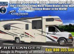 New 2019  Coachmen Freelander  32DS RV W/ Dual Recliners, 15K A/C & Stabilizers