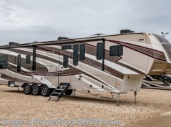 Used 2017 Dutchmen Voltage 3990 Bath & 1/2 Toy Hauler Consignment RV available in Alvarado, Texas