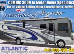 New 2019 Fleetwood Bounder 36F 2 Full Baths, Bunk Model W/Theater Seats available in Alvarado, Texas