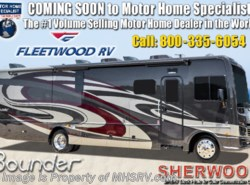 New 2019 Fleetwood Bounder 36F 2 Full Baths, Bunk Model W/Tech Pkg & W/D available in Alvarado, Texas