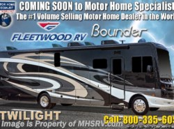 New 2019 Fleetwood Bounder 36F 2 Full W/Theater Seats, Bunks, W/D available in Alvarado, Texas