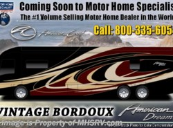 New 2019  American Coach American Dream 42S Bath & 1/2 W/Theater Seats, OH TV, Satellite