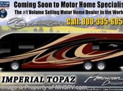 New 2019 American Coach American Dream 45A Bath & 1/2 W/605HP, Theater Seats, Tech Pkg available in Alvarado, Texas
