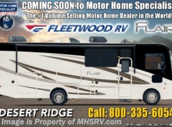 New 2019 Fleetwood Flair 29M W/2 A/Cs, King Bed, 5.5KW Generator, Sat available in Alvarado, Texas