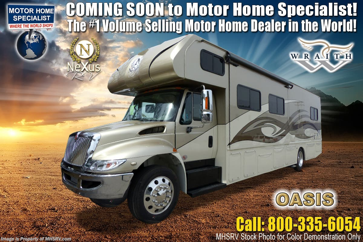 2020 Nexus RV Wraith 34W for Sale in Alvarado, TX 76009 | FNX021993026