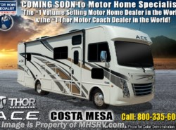 Full Specs For 2020 Thor Motor Coach A C E 32 3 Rvs