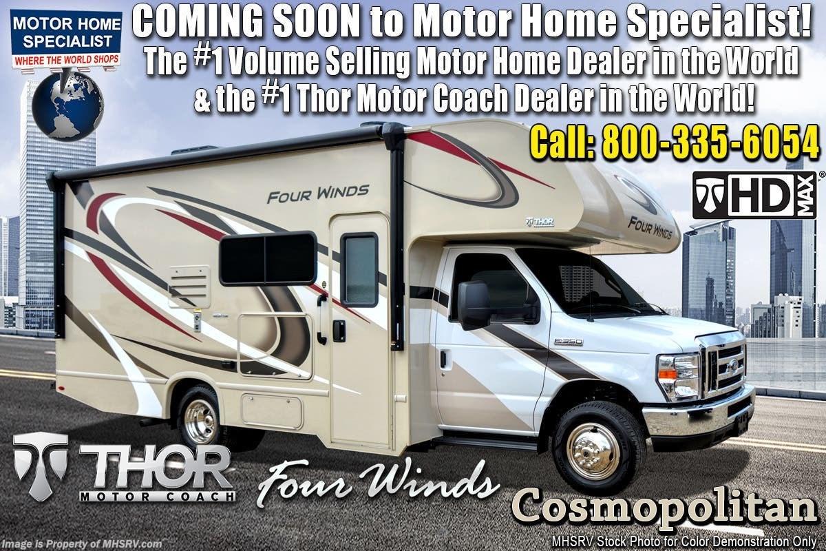 Eso Best Tank Class 2020 2020 Thor Motor Coach RV Four Winds 23U for Sale in Alvarado, TX