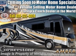 New 2020  Entegra Coach Cornerstone 45F
