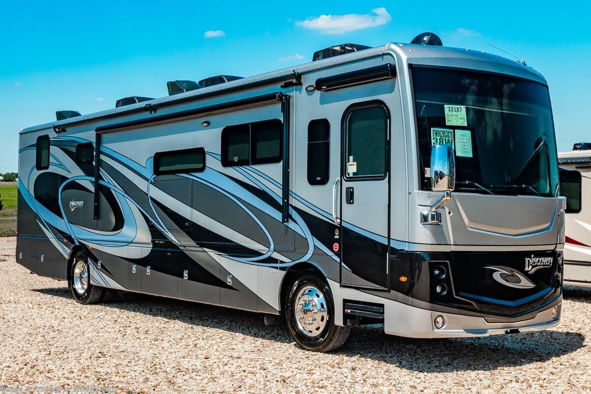 2020 Fleetwood Rv Discovery 38w For Sale In Alvarado Tx 76009 Jfw062053028