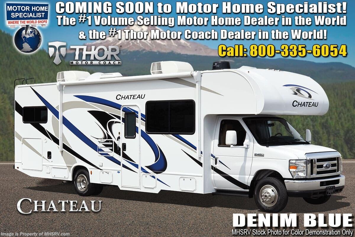 2021 Thor Motor Coach Chateau 31BV