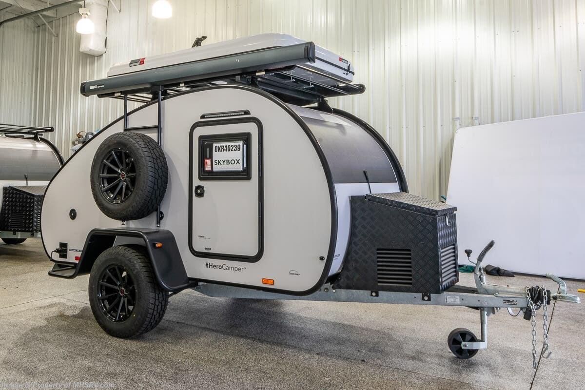 2022 Hero Camper Ranger SKYBOX