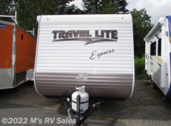 New 2015  Travel Lite Express E18 by Travel Lite from M's RV Sales in Berlin, VT