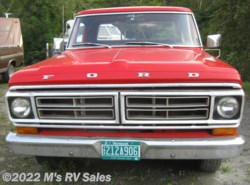 Used 1972  Ford  PICK-UP by Ford from M's RV Sales in Berlin, VT