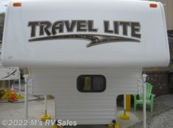 New 2017  Travel Lite Truck Campers 625SL by Travel Lite from M's RV Sales in Berlin, VT
