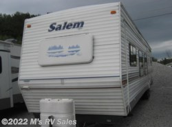 Used 2003  Forest River Salem 38 RL by Forest River from M's RV Sales in Berlin, VT