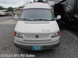 Used 1999  Winnebago Rialta R22HD by Winnebago from M's RV Sales in Berlin, VT
