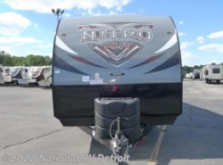 New 2017  Forest River XLR Nitro 28KW by Forest River from National RV Detroit in Belleville, MI
