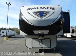 New 2017  Keystone Avalanche 370RD by Keystone from National RV Detroit in Belleville, MI