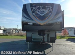 New 2017  Forest River XLR Thunderbolt 341AMP by Forest River from National RV Detroit in Belleville, MI