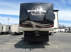 New 2017  Forest River Riverstone Legacy 38RE by Forest River from National RV Detroit in Belleville, MI