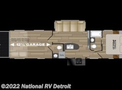 New 2018  Heartland RV Torque XLT T31 by Heartland RV from National RV Detroit in Belleville, MI