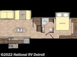 New 2017  CrossRoads Sunset Trail Grand Reserve 33SI by CrossRoads from National RV Detroit in Belleville, MI