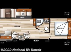 New 2018  Forest River Salem 27RKSS by Forest River from National RV Detroit in Belleville, MI