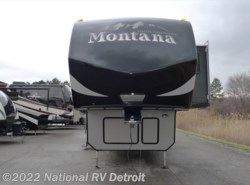 Used 2015  Keystone Montana High Country 353RL