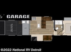 New 2018  Heartland RV Cyclone 3600 by Heartland RV from National RV Detroit in Belleville, MI