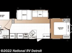 Used 2008  Palomino Puma 31DSBH by Palomino from National RV Detroit in Belleville, MI