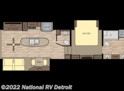 New 2018  Redwood Residential Vehicles  3901MB by Redwood Residential Vehicles from National RV Detroit in Belleville, MI