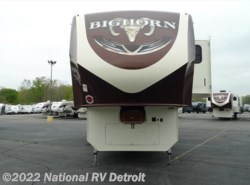 New 2017  Heartland RV Bighorn 3970RD by Heartland RV from National RV Detroit in Belleville, MI