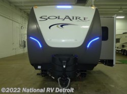 New 2017  Palomino Solaire Ultra Lite 316RLTS by Palomino from National RV Detroit in Belleville, MI