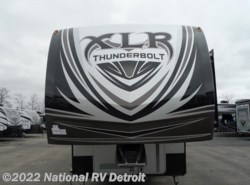 New 2017  Forest River XLR Thunderbolt 380AMP by Forest River from National RV Detroit in Belleville, MI