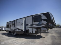 New 2018  Heartland RV Cyclone 3611 by Heartland RV from National RV Detroit in Belleville, MI