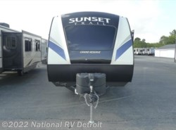 New 2018  CrossRoads Sunset Trail Grand Reserve 28BH by CrossRoads from National RV Detroit in Belleville, MI